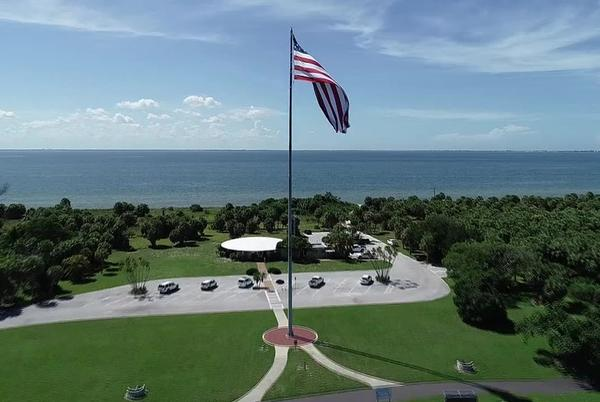 Picture for Fort De Soto's ecosystem, history make it a 'piece of paradise tucked away into suburbia'