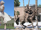 Picture for Palm Springs culture enthusiasts grapple with 'Forever Marilyn,' Frank Bogert statue controversies