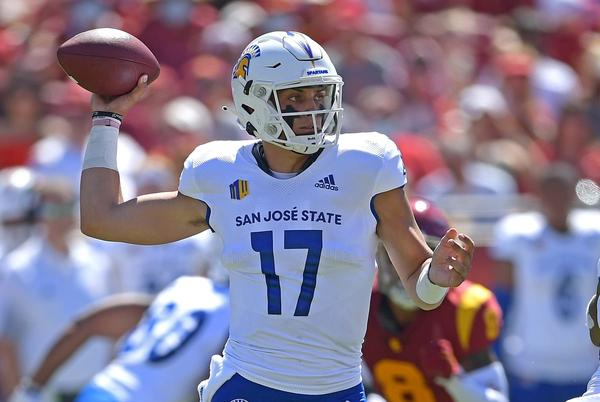 Picture for San Jose State vs. New Mexico State College Football Odds, Plays and Insights