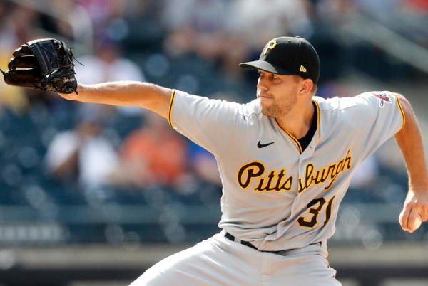 Picture for MLB trade deadline: Pirates send Tyler Anderson to Mariners after Phillies deal falls apart