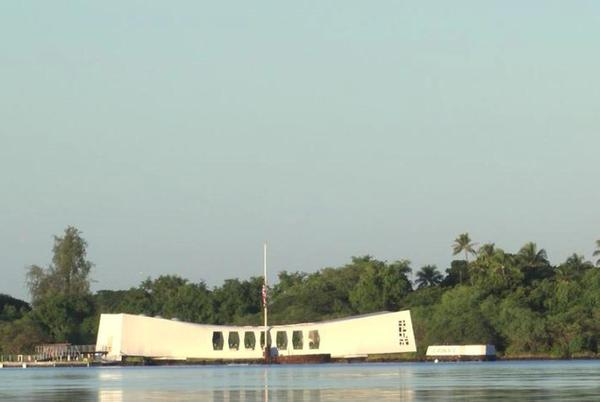 Picture for Tours to USS Arizona Memorial on hold as repairs to shoreside dock continue