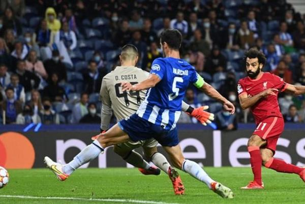 Picture for Porto 1-5 Liverpool: Reds claim another handsome win in Portugal