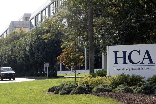HCA's profit more than triples to $2.3B in Q3 - NewsBreak