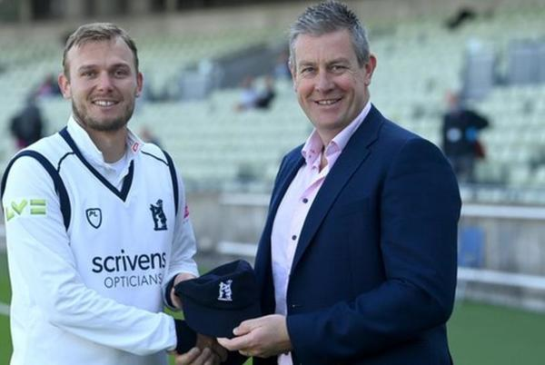 Picture for Danny Briggs: Warwickshire spinner extends contract with county champions