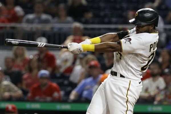Picture for Polanco on a good run since joining Blue Jays organization
