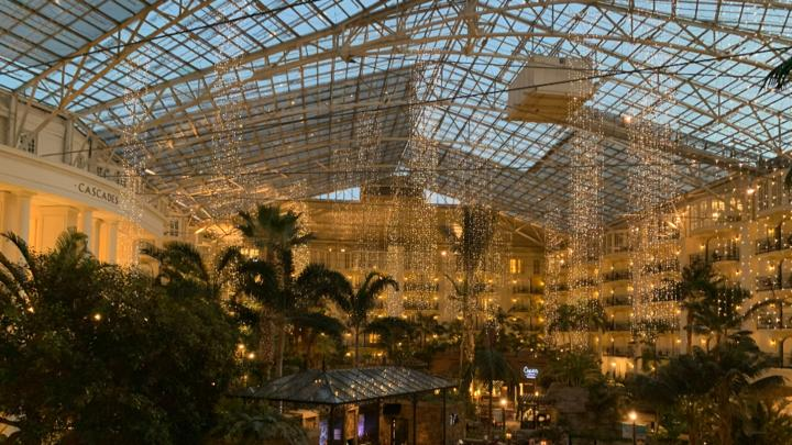 Cover for Our Experience Staying at the Gaylord Opryland Resort in Nashville, Tennessee