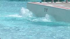 Cover for Area pools closed because of smoky conditions