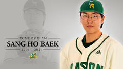 Cover for GMU pitcher dies, reportedly after suffering complications from Tommy John surgery