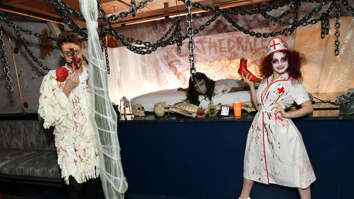 Cover for Fright Night at The Battery, and more happening in Atlanta