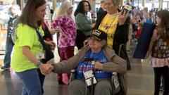 Cover for Honor Flight of Southern Indiana cancels fall trip to D.C.