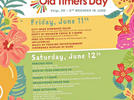 Picture for Old Timers Day goes Hawaiian
