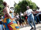 Picture for Juneteenth in Hudson: 'A tradition that our kids and their kids can pass on to future generations'
