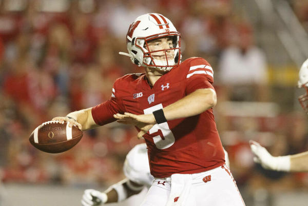 Picture for Wisconsin Football: What's keeping Mertz from reaching his full potential?