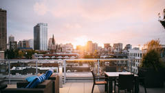 Cover for 6 Best Rooftop Bars in Kansas