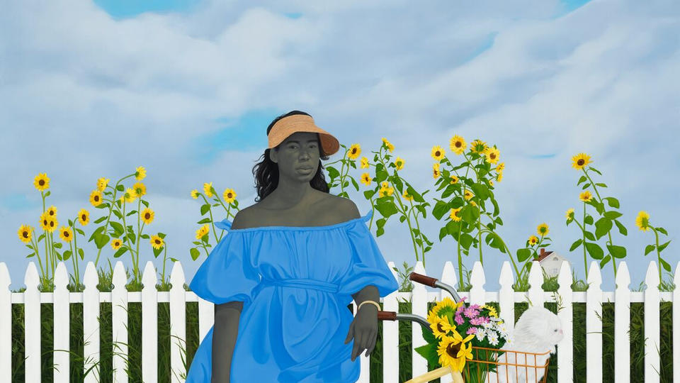Picture for Amy Sherald Brings Images of Black Joy into the Canon of American Art History at DTLA's Hauser & Wirth