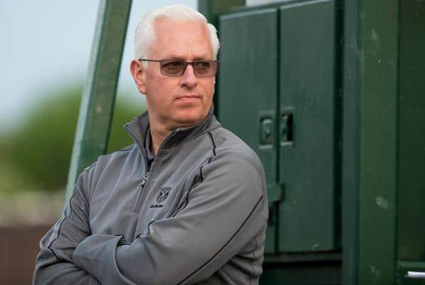 Picture for Pletcher's Breeders' Cup hopefuls work; Following Sea decision looms