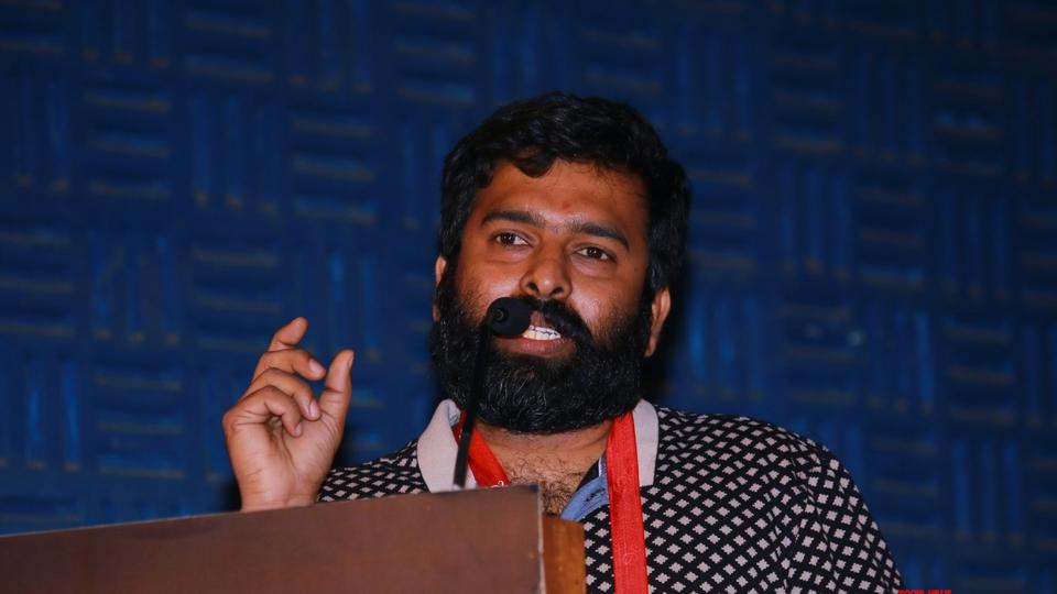 Picture for Tamil composer Santhosh Narayanan: I call this golden time for indie music