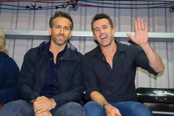 Picture for Soccer-Wrexham's Hollywood star co-owners Reynolds, McElhenney watch defeat