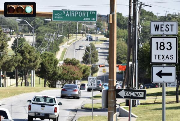 Picture for Drivers in Irving should expect major delays this week on State Highway 183