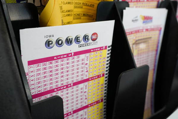 Picture for Winning Powerball numbers: Check your tickets