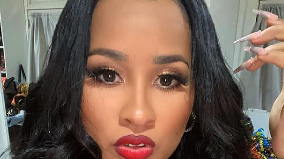 Picture for Tammy Rivera slams deadbeat dads in new song 'Babymama'