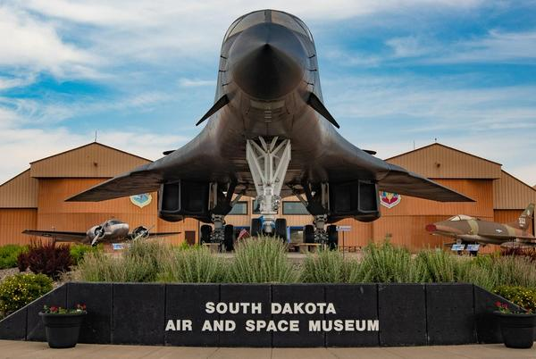 Picture for Check out the bombers and fighters of the South Dakota Air and Space Museum