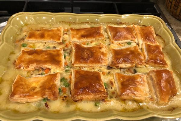 Picture for Chicken pot pie: Ultimate comfort food
