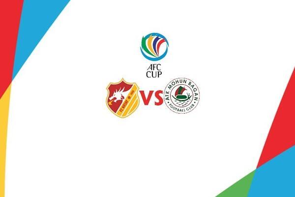 Picture for ATK Mohun Bagan face FC Nasaf semi-finals