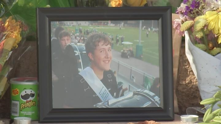 Cover for Livingston High School bandmember killed hours after homecoming game
