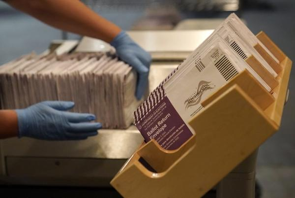 Picture for California's universal voting by mail becomes permanent