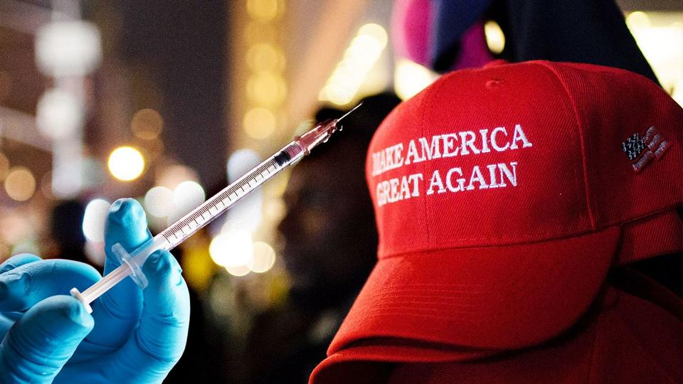 Picture for A mask comeback is not enough to sway Trump voters: It's time to start imposing vaccine mandates
