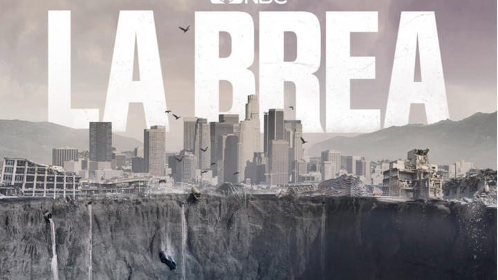 """Cover for Los Angeles is hit by disaster in NBC's """"La Brea"""""""