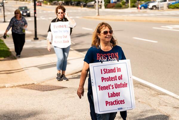 Picture for Jorge Rivera: Tenet tactics hit Worcester nurses, community hard
