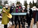 Picture for Ragdale breaks ground on a new dance studio named after Sybil Shearer
