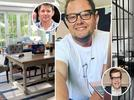 Picture for Gameshow hosts' stunning homes: Ben Shephard, Bradley Walsh, Richard Osman and more