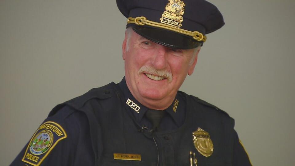 Picture for Watertown Police Sergeant Jeff Pugilese, Who Took Down Marathon Bomber Tamerlan Tsarnaev, Retires