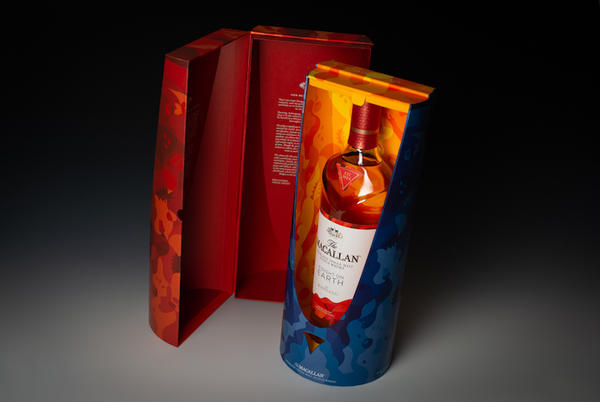 Picture for The Macallan's 'A Night On Earth In Scotland' Whisky Celebrates Hogmanay