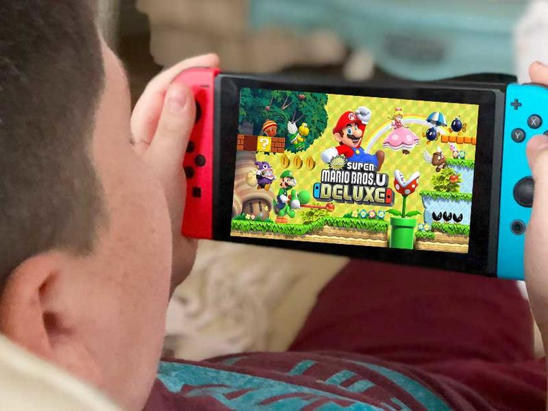 Nintendo Switch Games Just 39 99 Shipped On Amazon New Super