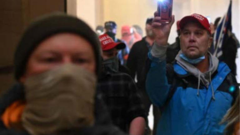 Picture for Capitol Riot Suspect Robert Reeder Enters Guilty Plea