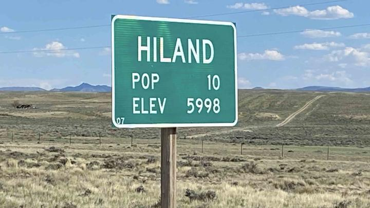 Cover for Dead Man Found Near Remote Town of Hiland, Wyoming Was Murdered Cops Say
