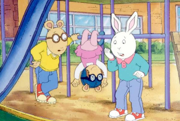 Picture for Arthur, children's animated TV series, to end after 25 years