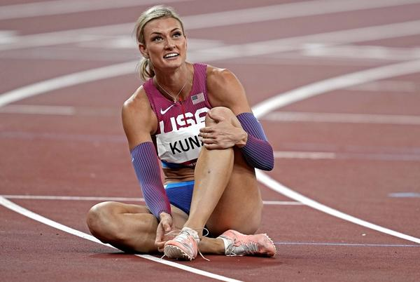 Picture for Aggie heptathlete Annie Kunz finishes sixth at 2020 Olympic Games