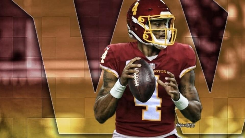 Picture for Deshaun Watson '90% Chance of Trade - And Why Washington Cares