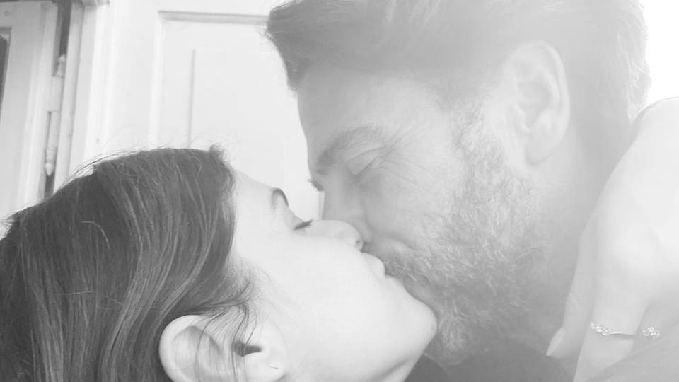 Picture for PDA Alert! Alexandra Daddario Makes It Instagram Official with Producer Andrew Form