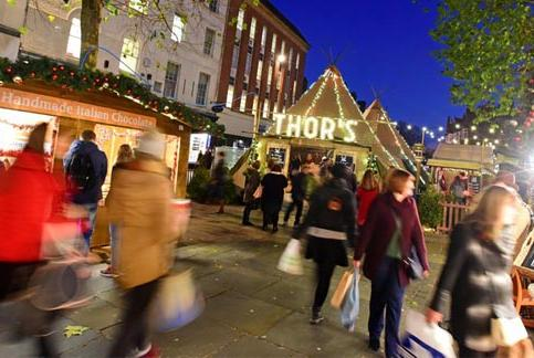 Picture for Five of the best festive tours