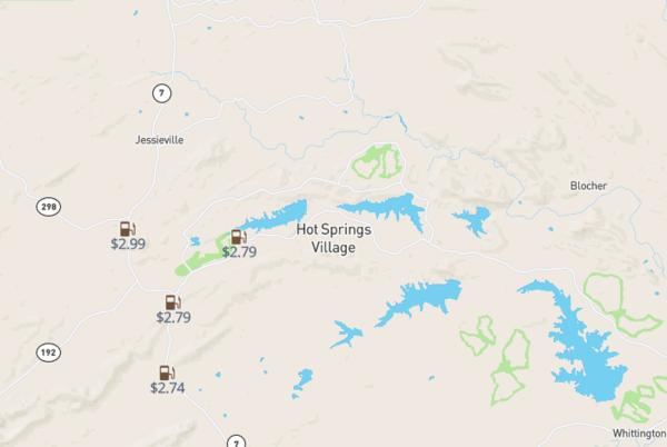 Picture for Analysis shows most expensive gas in Hot Springs Village