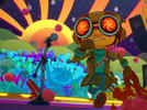 Picture for Tim Schafer and Ben Reeves on Game Informer's Psychonauts 2 Cover Story