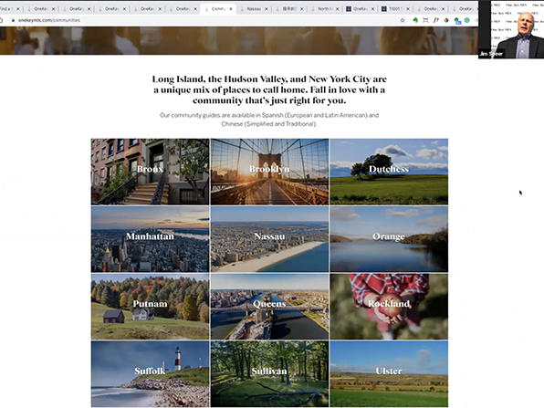 Long Island Board Of Realtors And The Hudson Gateway Association Of Realtors Unveil New Website For Onekey Mls News Break