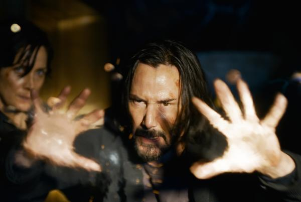 Picture for Keanu Reeves And Carrie-Anne Moss Reunite In First 'Matrix: Resurrections' Trailer