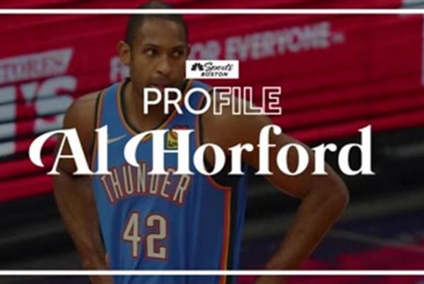 Picture for Forsberg: How can this version of Al Horford help Celtics?